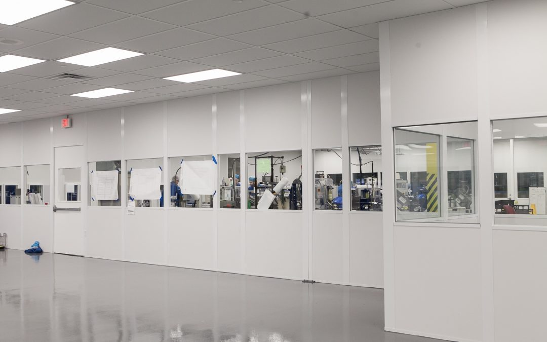 What is a Modular Cleanroom?
