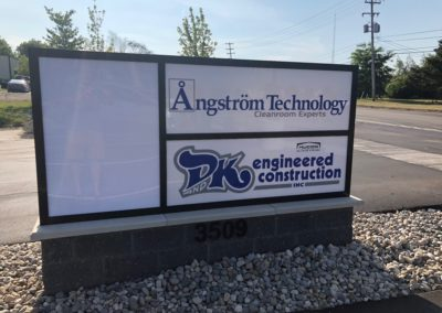 angstrom-technology-sign